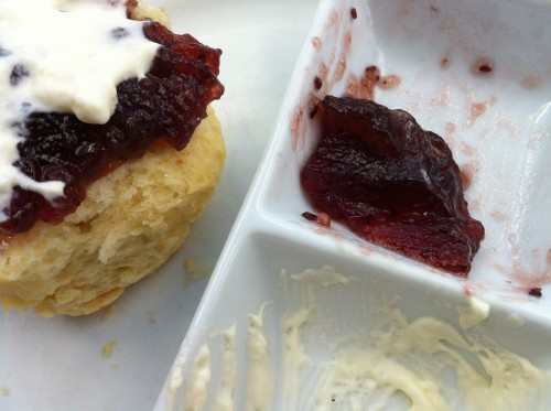 03 Scones at the Crowded House Cafe