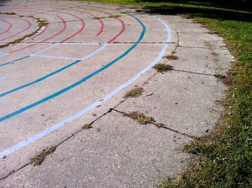 Ashbridge's Bay Park Labyrinth 3