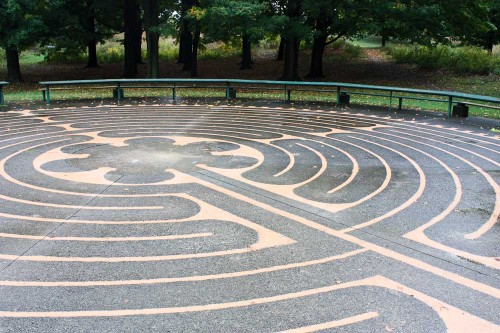 High Park Labyrinth 4