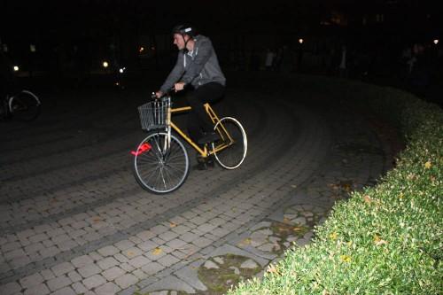 Toronto Public Labyrinth 5 - Nuit Blanche