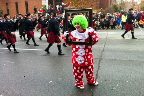 Santa Claus Parade 2013 - Clowns