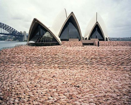 The Base - Spencer Tunick
