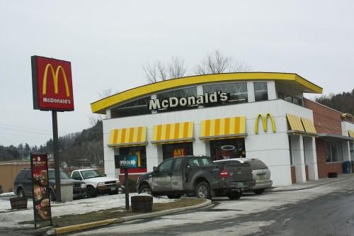 Berlin McDonalds