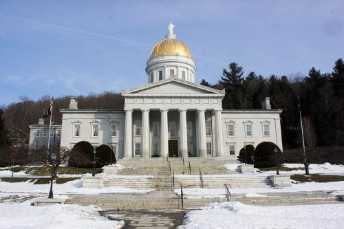 Montpelier Vermont State House