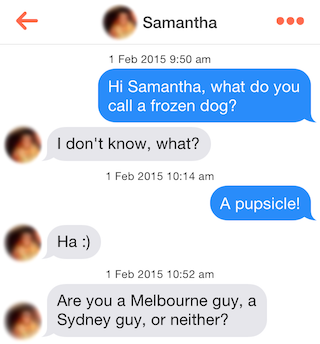 Tinder - Puppy Chat 1