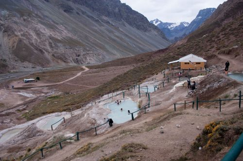Chile - Hot Springs