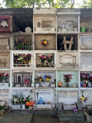 Chile - cemetery 1