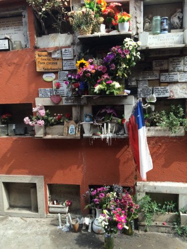 Chile - cemetery 2