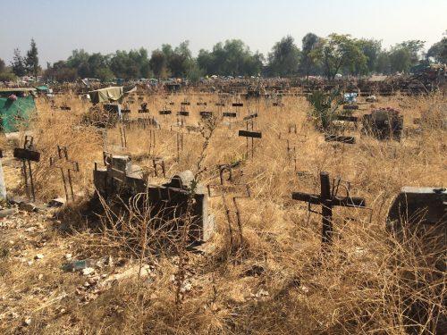 Chile - cemetery 3