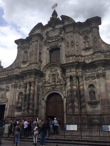 Ecuador - La Compañía de Jesus