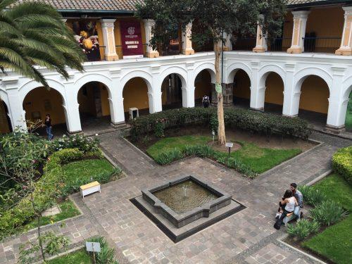 Ecuador - Museo de la Ciudad