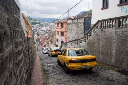 Ecuador - Old City