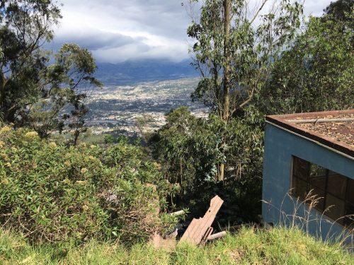 Ecuador - Parque Metropolitano lookout