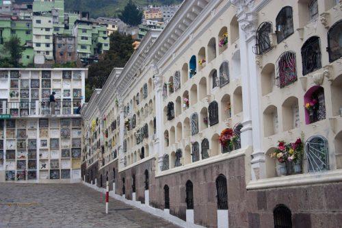 Ecuador - cemetery 1