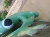 Tully - Frog on Gumboot